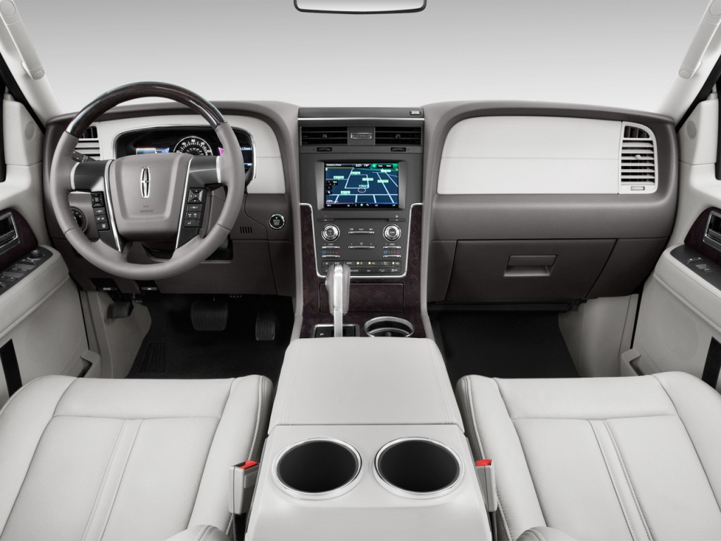 Image 2017 Lincoln Navigator L 4x4 Select Dashboard Size 1024 X 768 Type Gif Posted On