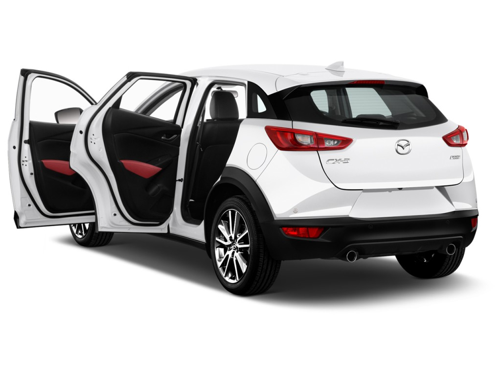 image 2017 mazda cx 3 grand touring fwd open doors size 1024 x 768 type gif posted on