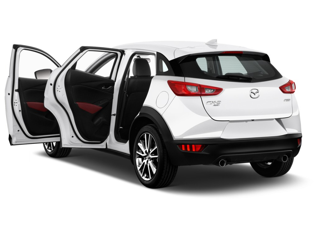 image 2017 mazda cx 3 touring awd open doors size 1024 x 768 type gif posted on october 7. Black Bedroom Furniture Sets. Home Design Ideas