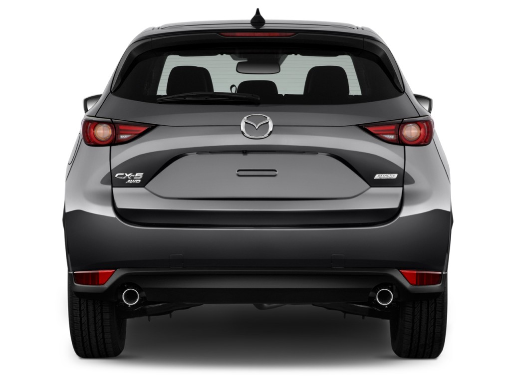 image 2017 mazda cx 5 grand touring awd rear exterior view size 1024 x 768 type gif posted. Black Bedroom Furniture Sets. Home Design Ideas