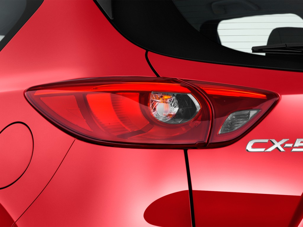 Image: 2017 Mazda CX-5 Sport FWD Tail Light, size: 1024 x ...