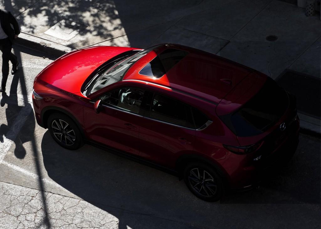 Image: 2017 Mazda CX-5, size: 1024 x 730, type: gif, posted on: November 15, 2016, 11:17 pm