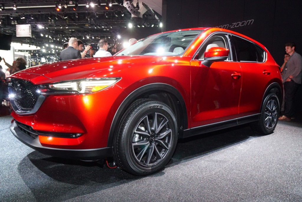 Mazda Diesel To Arrive Fall 2017 It Says In New Cx 5 ...
