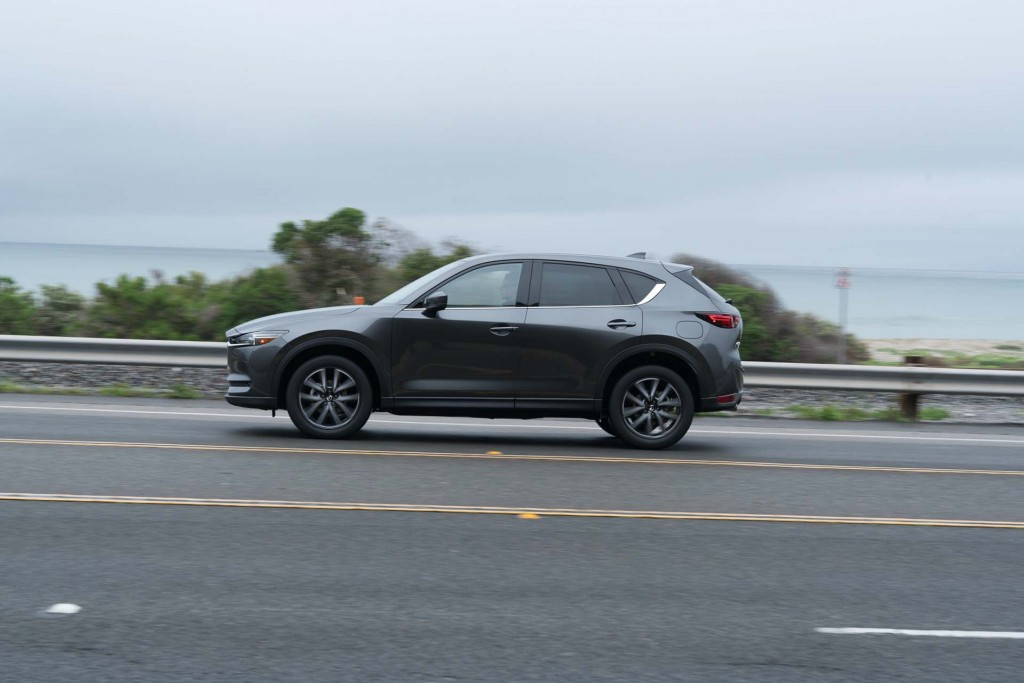 2017 Mazda CX-5 video review