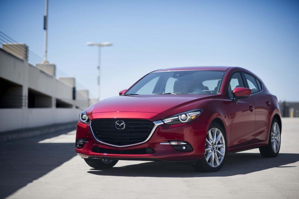 2018 Mazda 3 adds safety tech, drops F1-inspired regenerative braking