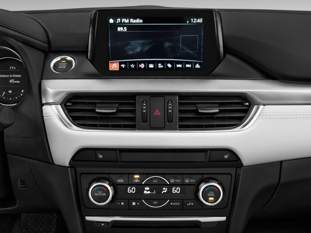 Image 2017 Mazda Mazda6 Grand Touring Auto Audio System