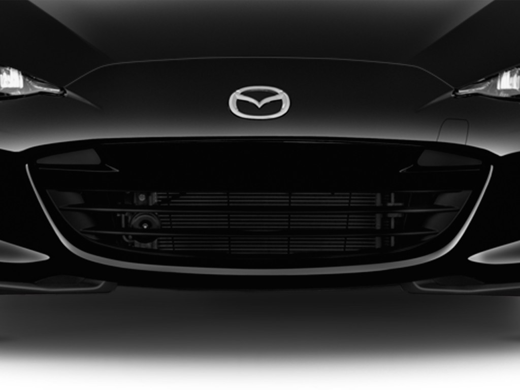 Image: 2017 Mazda MX-5 Miata Grand Touring Manual Grille ...