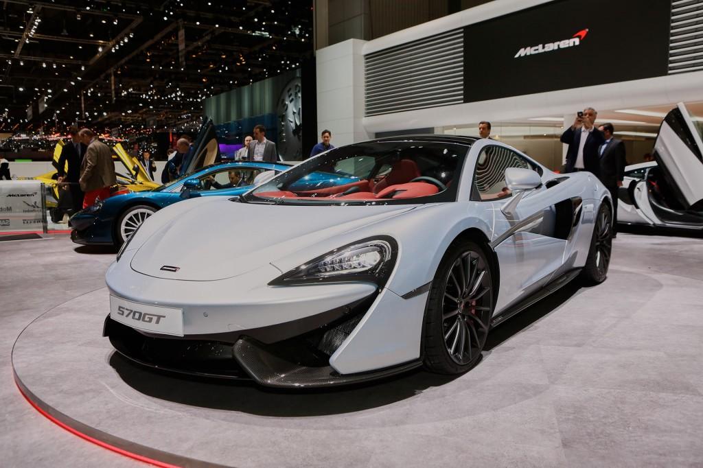 Image: 2020 McLaren 570GT, 2020 Geneva Motor Show, size: 1024 x 682 ...