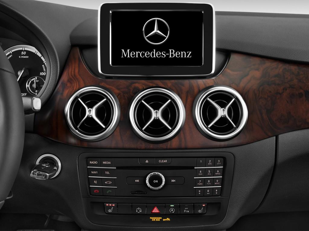 Image 2017 mercedes benz b class b250e hatchback audio for Mercedes benz b250e