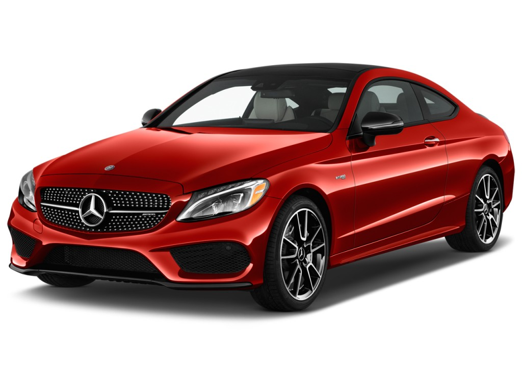 Image 2017 Mercedes Benz C Class Amg C43 4matic Coupe