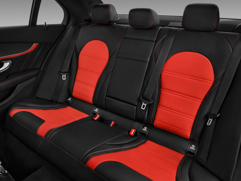 image 2017 mercedes benz c class amg c63 s sedan rear. Black Bedroom Furniture Sets. Home Design Ideas