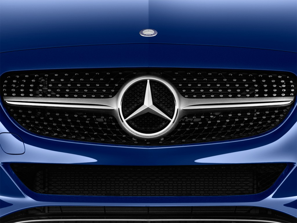Image 2017 mercedes benz c class c 300 cabriolet grille for Mercedes benz c300 grill