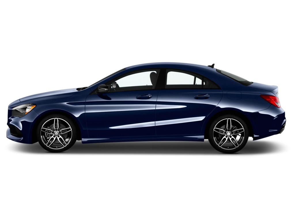 Image 2017 mercedes benz cla cla250 coupe side exterior for Mercedes benz cla coupe 2017