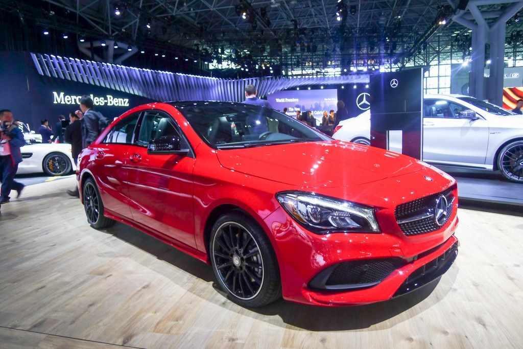 image 2017 mercedes benz cla250 2016 new york auto show size 1024 x 683 type gif posted. Black Bedroom Furniture Sets. Home Design Ideas