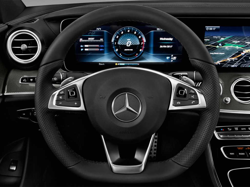 image 2017 mercedes benz e class e 300 luxury 4matic sedan steering wheel size 1024 x 768. Black Bedroom Furniture Sets. Home Design Ideas