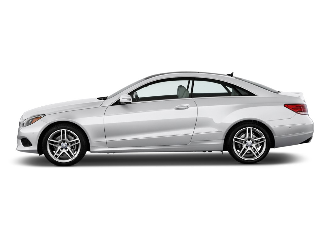 Image 2017 mercedes benz e class e400 rwd coupe side for Mercedes benz e400 coupe for sale