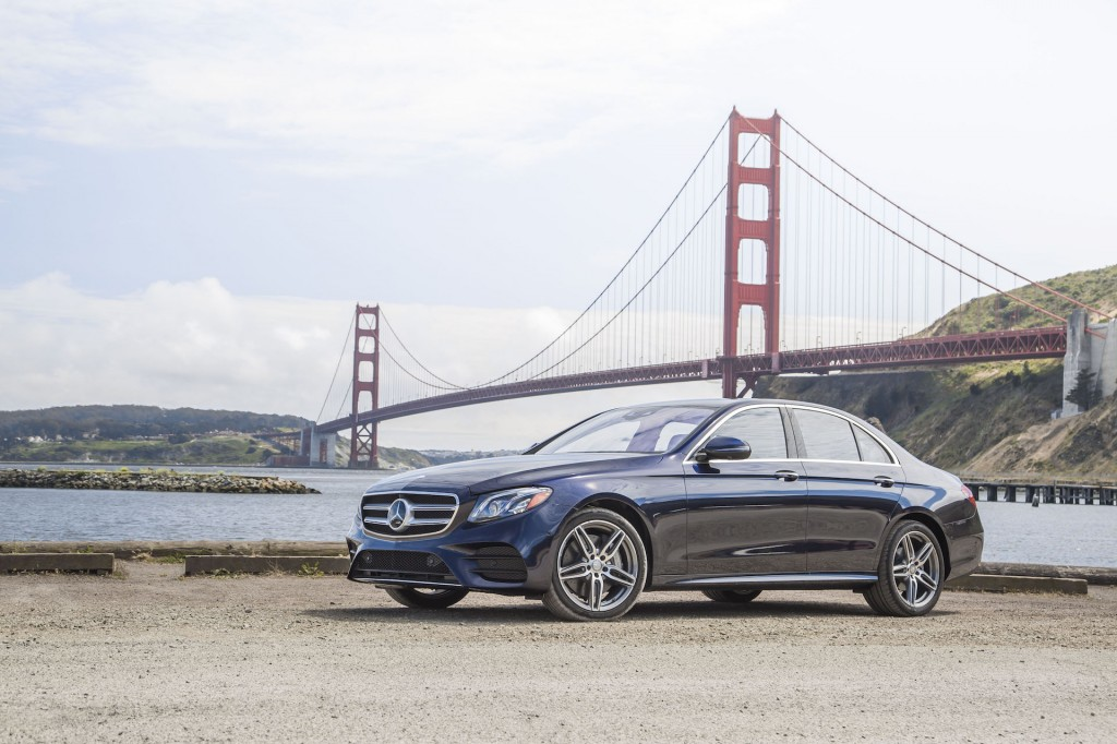 2017 Mercedes-Benz E-Class (E300) first drive review