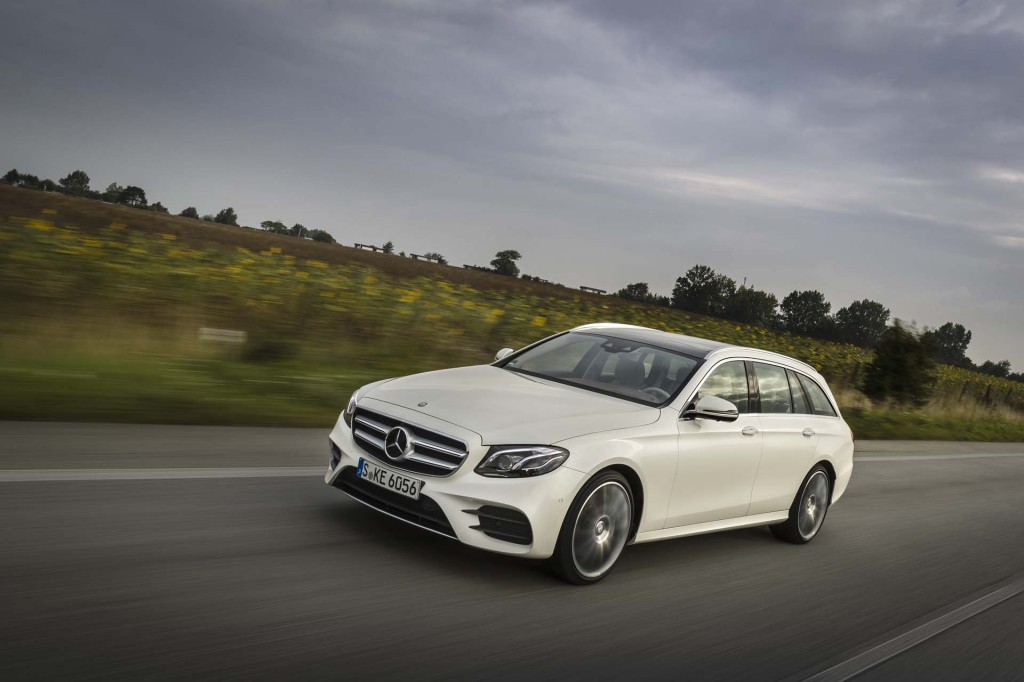 Image 2017 Mercedes Benz E400 Wagon First Drive Size