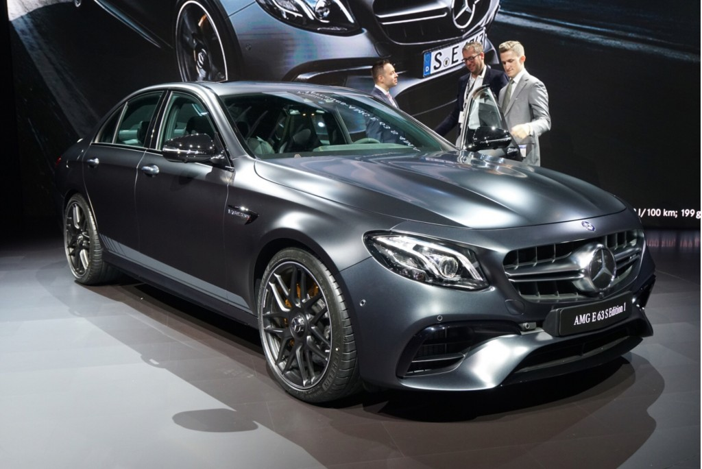 Image 2017 mercedes benz e63 amg size 1024 x 684 type for Mercedes benz e series 2017