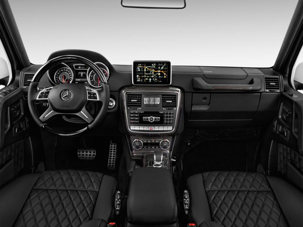 Image 2017 Mercedes Benz G Class Amg G63 4matic Suv Dashboard Size 1024 X 768 Type Gif