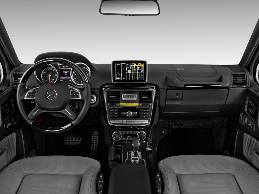 Image 2017 Mercedes Benz G Class G550 4matic Suv Dashboard Size 1024 X 768 Type Gif Posted