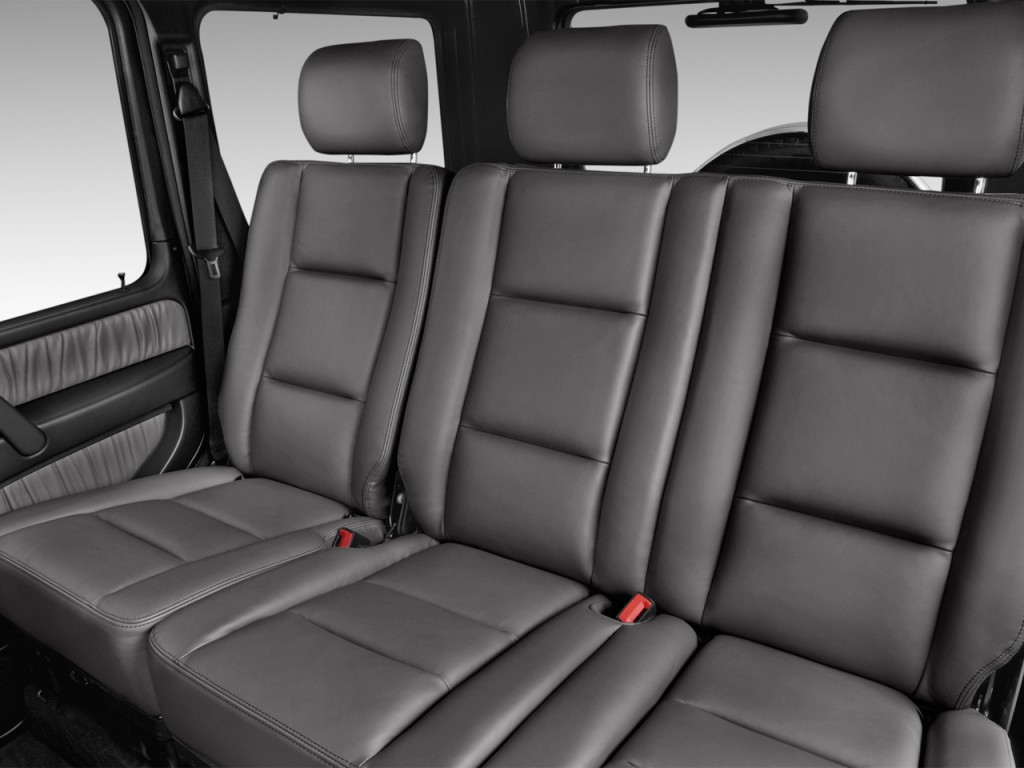Image 2017 mercedes benz g class g550 4matic suv rear for Mercedes benz booster seat