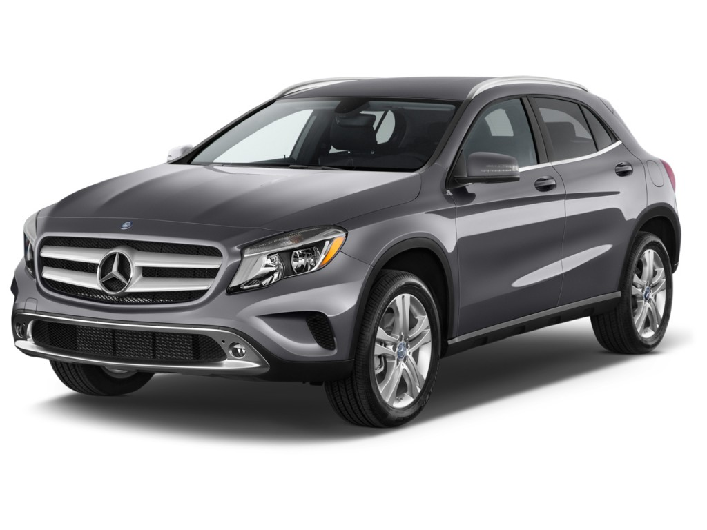 Image 2017 mercedes benz gla gla250 suv angular front for 2017 mercedes benz gla250 suv