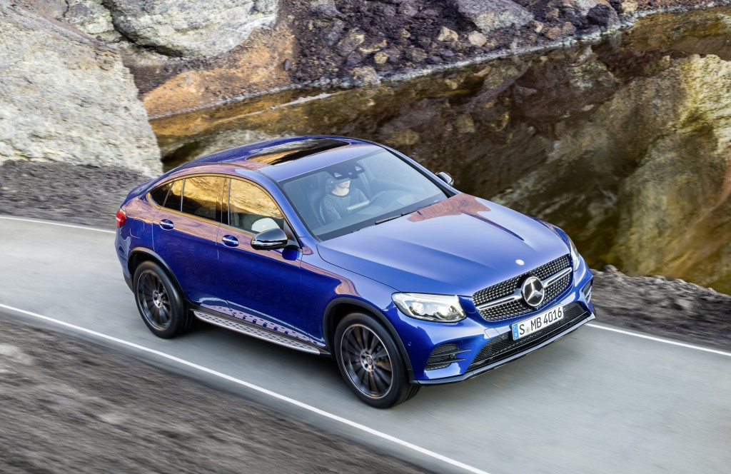Image 2017 Mercedes Benz Glc Coupe Size 1024 X 664