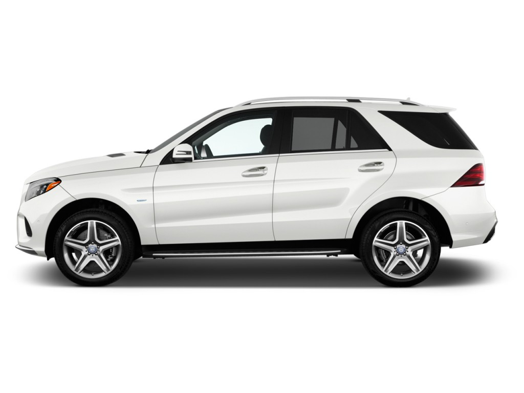image 2017 mercedes benz gle gle550e 4matic suv side
