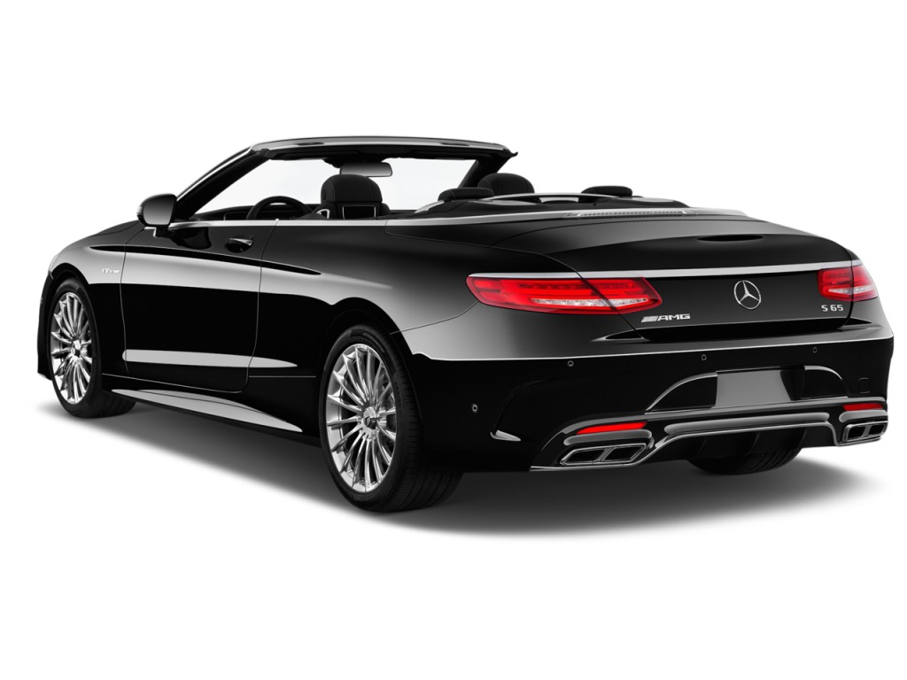 image 2017 mercedes benz s class amg s65 cabriolet angular rear exterior view size 1024 x 768. Black Bedroom Furniture Sets. Home Design Ideas
