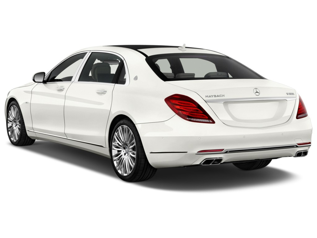 Image 2017 mercedes benz s class maybach s600 sedan for 2017 mercedes benz s600