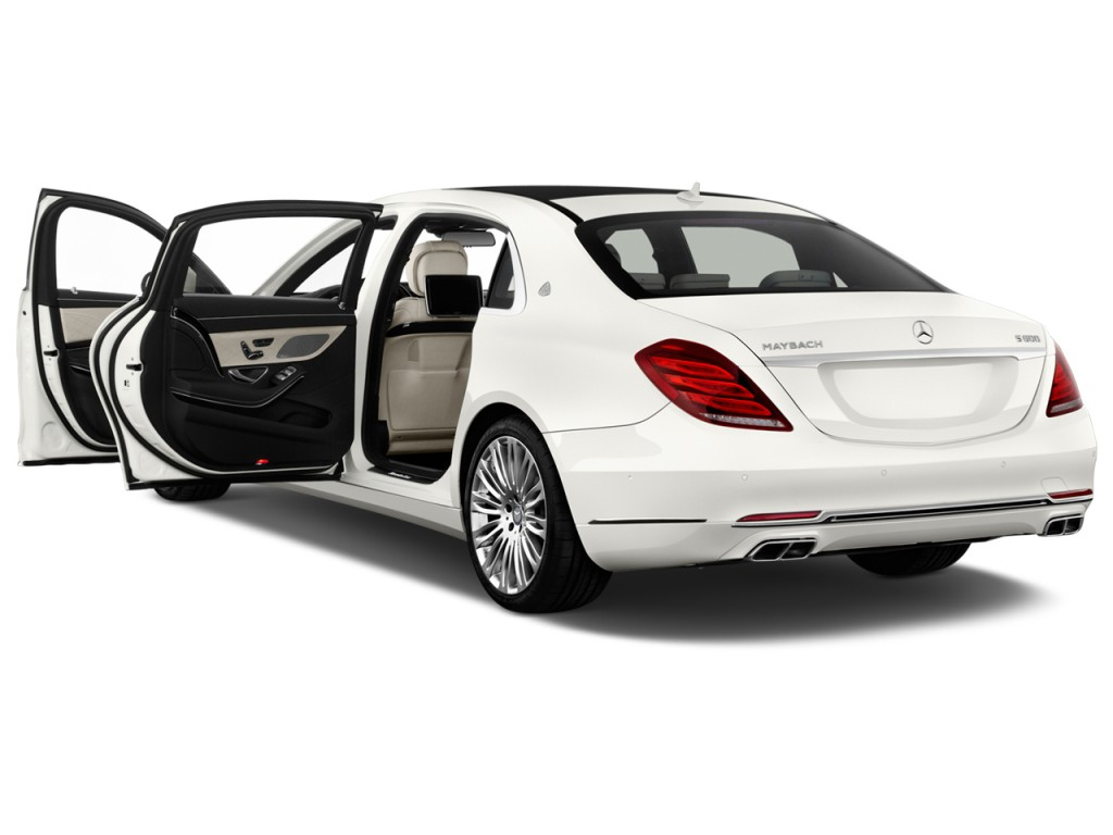 Image 2017 mercedes benz s class maybach s600 sedan open for 2017 mercedes benz s600