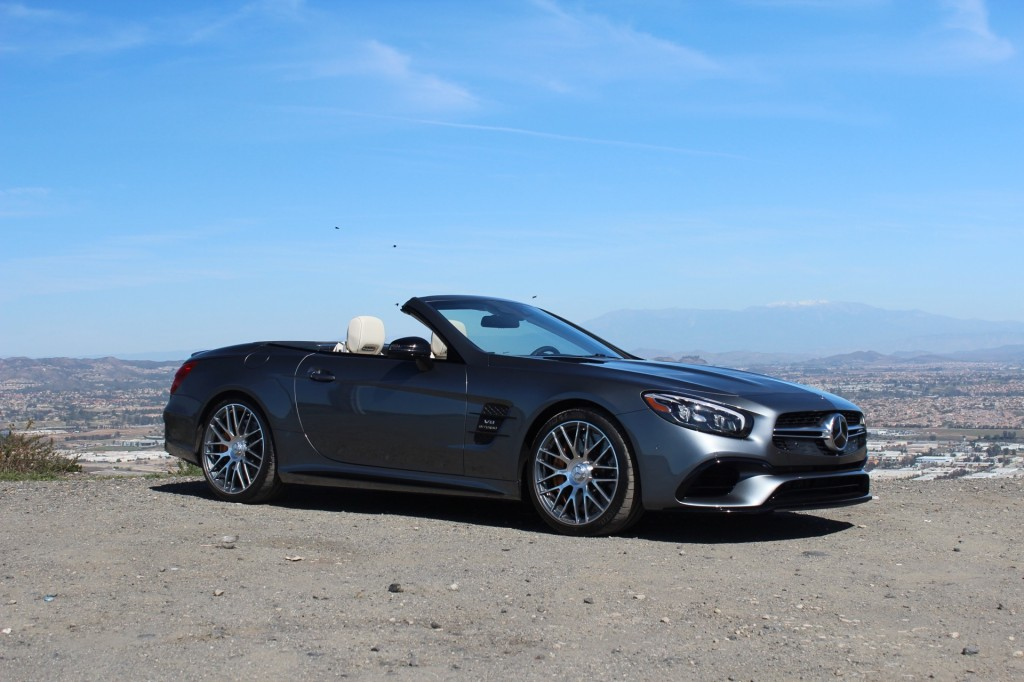 Image 2017 Mercedes Benz Sl63 Amg First Drive Size 1024 X 682 Type Gif Posted On