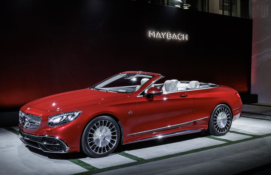 Image result for 2017 Mercedes-Maybach S650 Cabriolet