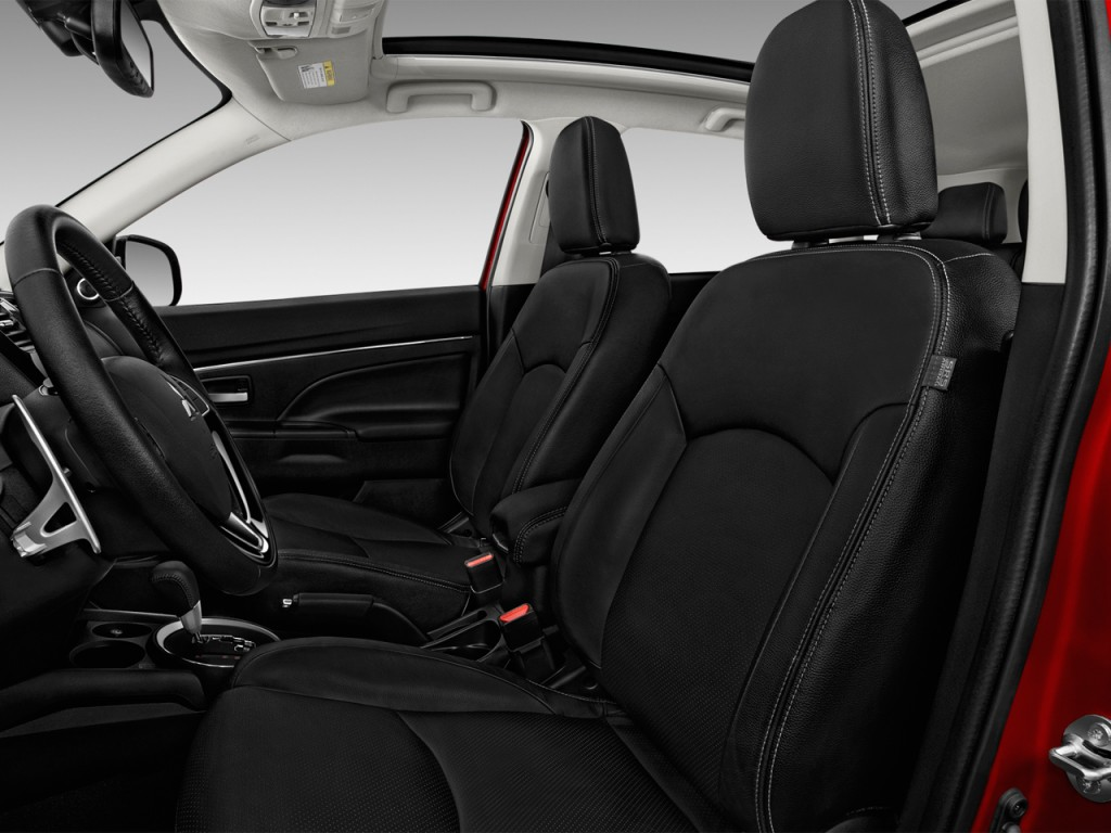 image 2017 mitsubishi outlander sport gt 2 4 awc cvt front seats size 1024 x 768 type gif. Black Bedroom Furniture Sets. Home Design Ideas