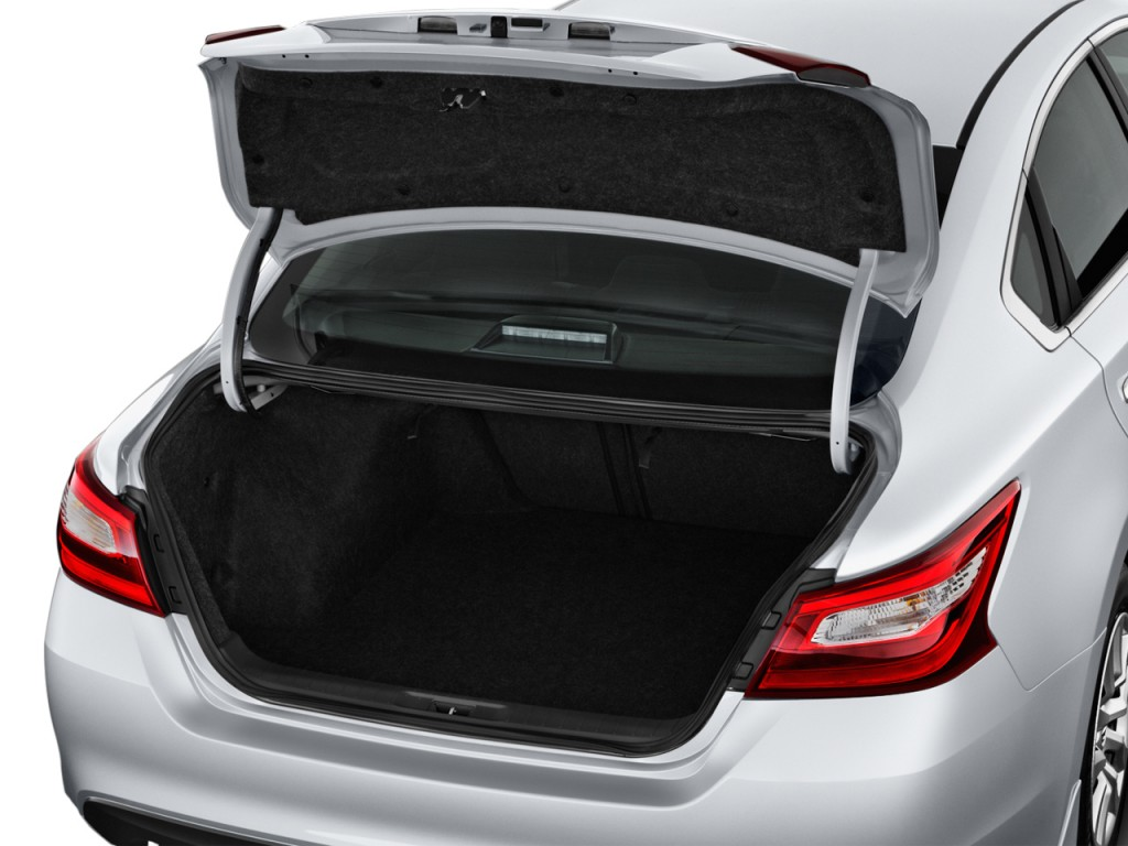 Image: 2017 Nissan Altima 2.5 S Trunk, size: 1024 x 768 ...