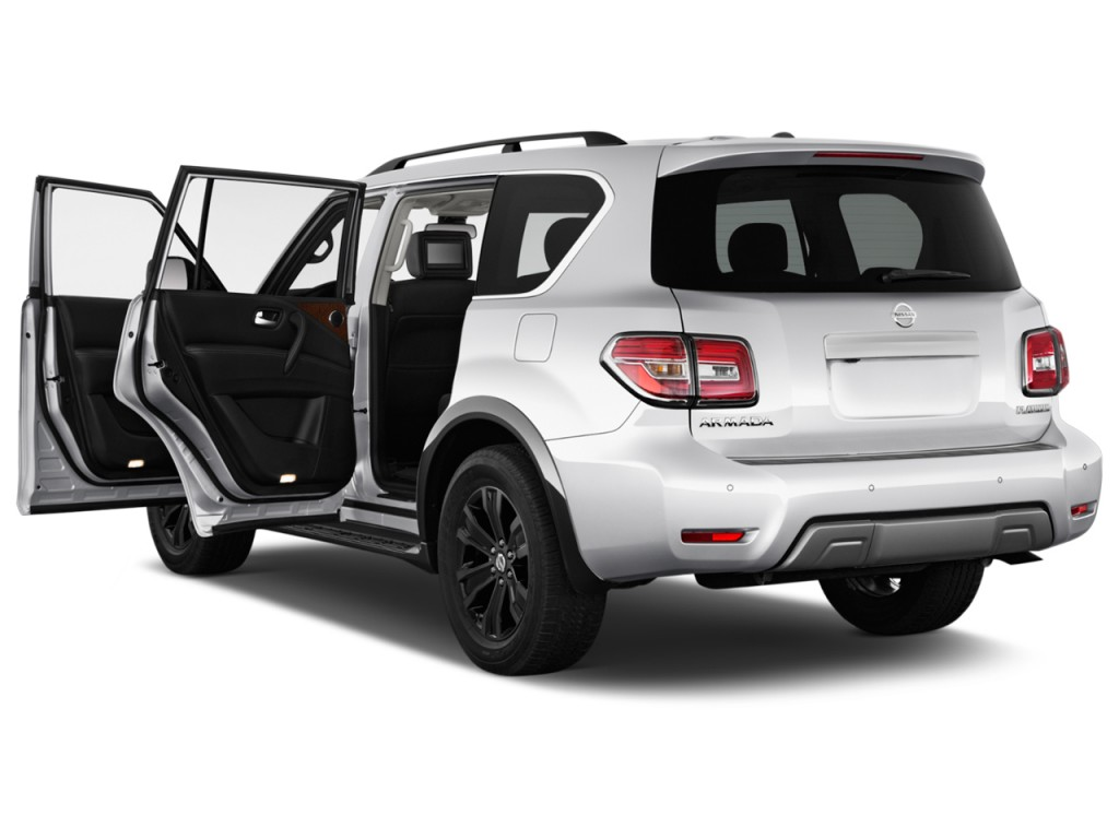 image 2017 nissan armada 4x4 platinum open doors size. Black Bedroom Furniture Sets. Home Design Ideas