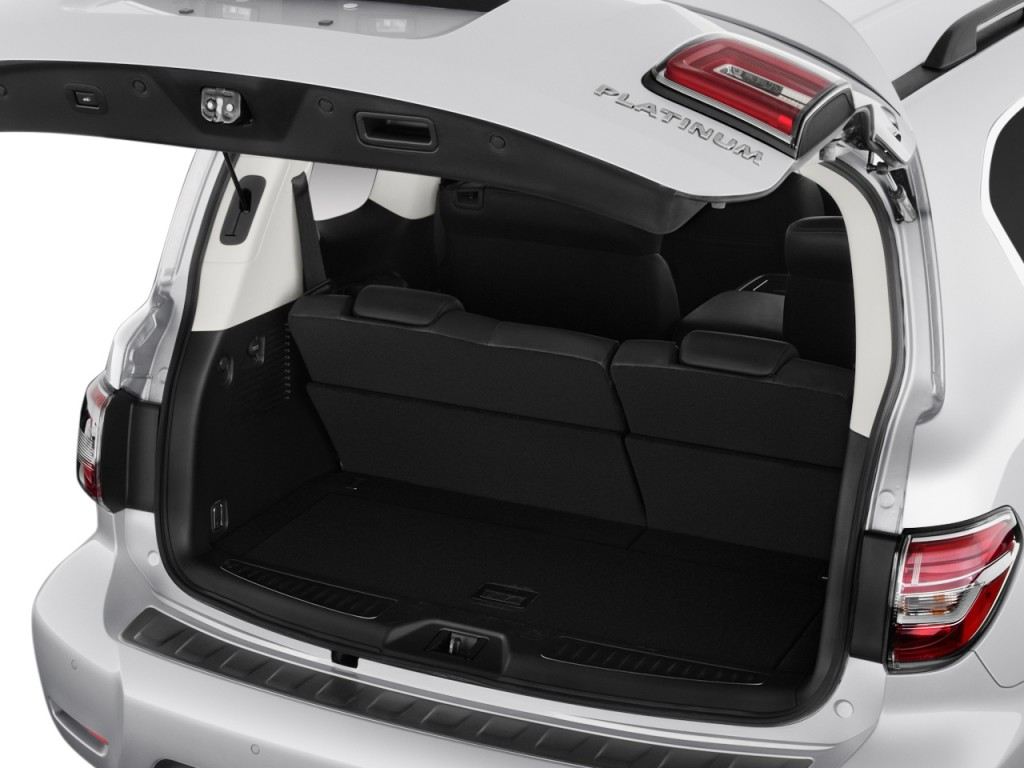 Image 2017 Nissan Armada 4x4 Platinum Trunk Size 1024 X 768 Type Gif Posted On November