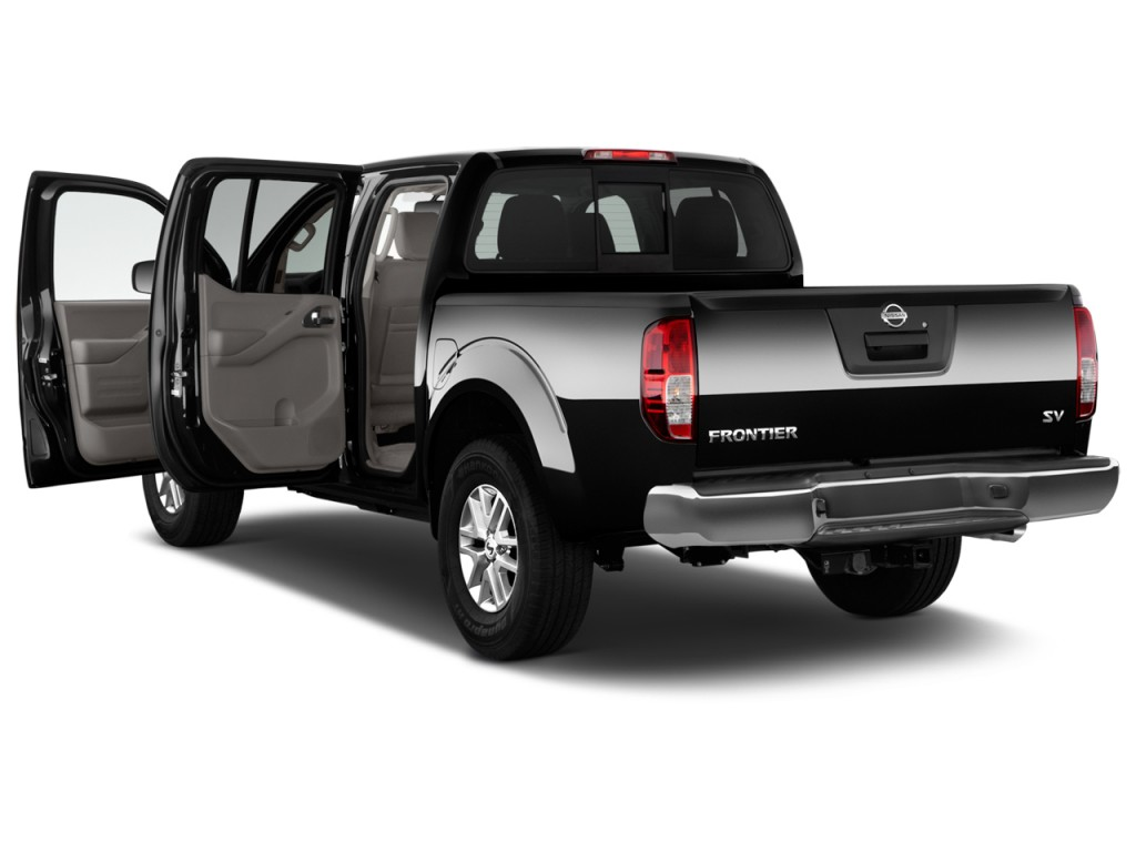 image 2017 nissan frontier crew cab 4x2 sv v6 auto open doors size 1024 x 768 type gif. Black Bedroom Furniture Sets. Home Design Ideas