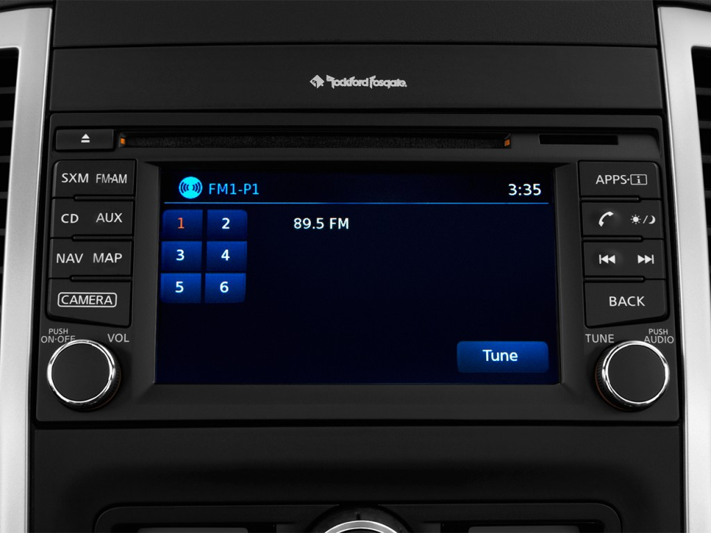 Image 2017 Nissan Frontier Crew Cab 4x4 Pro 4x Auto Audio System Size 1024 X 768 Type Gif