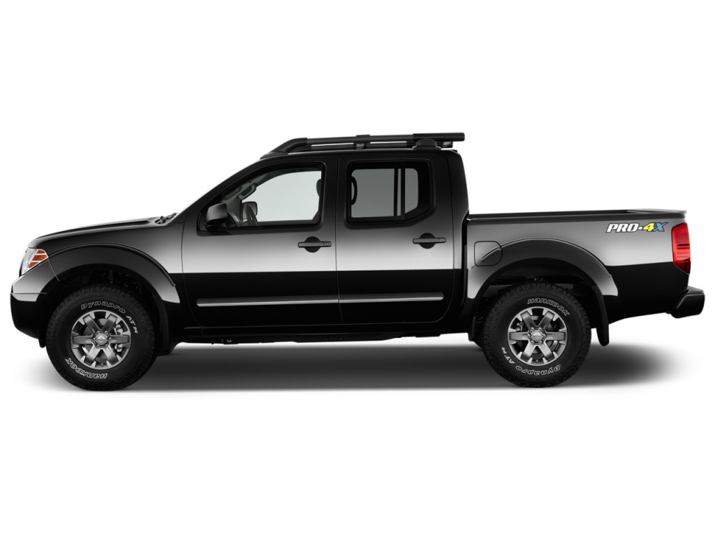 image 2017 nissan frontier crew cab 4x4 pro 4x auto side exterior view size 1024 x 768 type. Black Bedroom Furniture Sets. Home Design Ideas