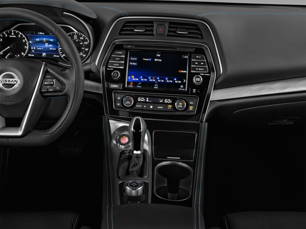 image 2017 nissan maxima s 3 5l instrument panel size. Black Bedroom Furniture Sets. Home Design Ideas