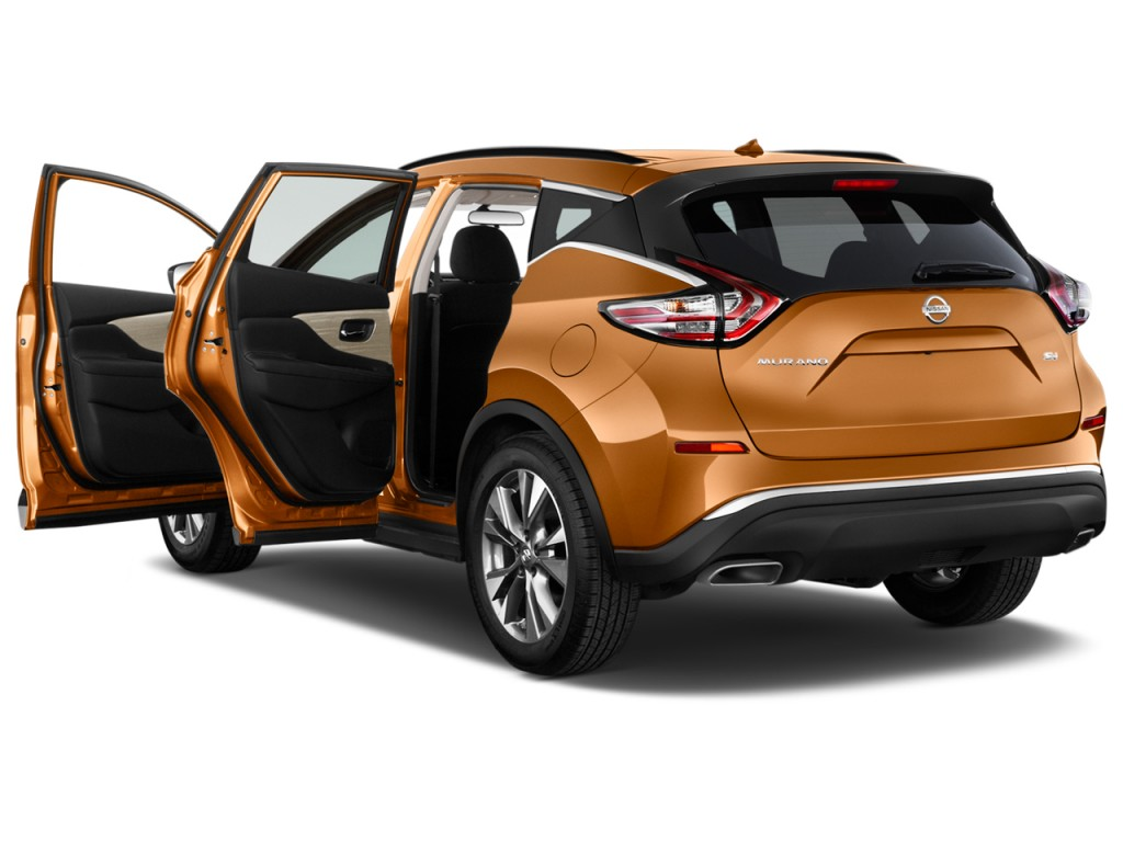 image 2017 nissan murano fwd sv open doors size 1024 x 768 type gif posted on november 22. Black Bedroom Furniture Sets. Home Design Ideas