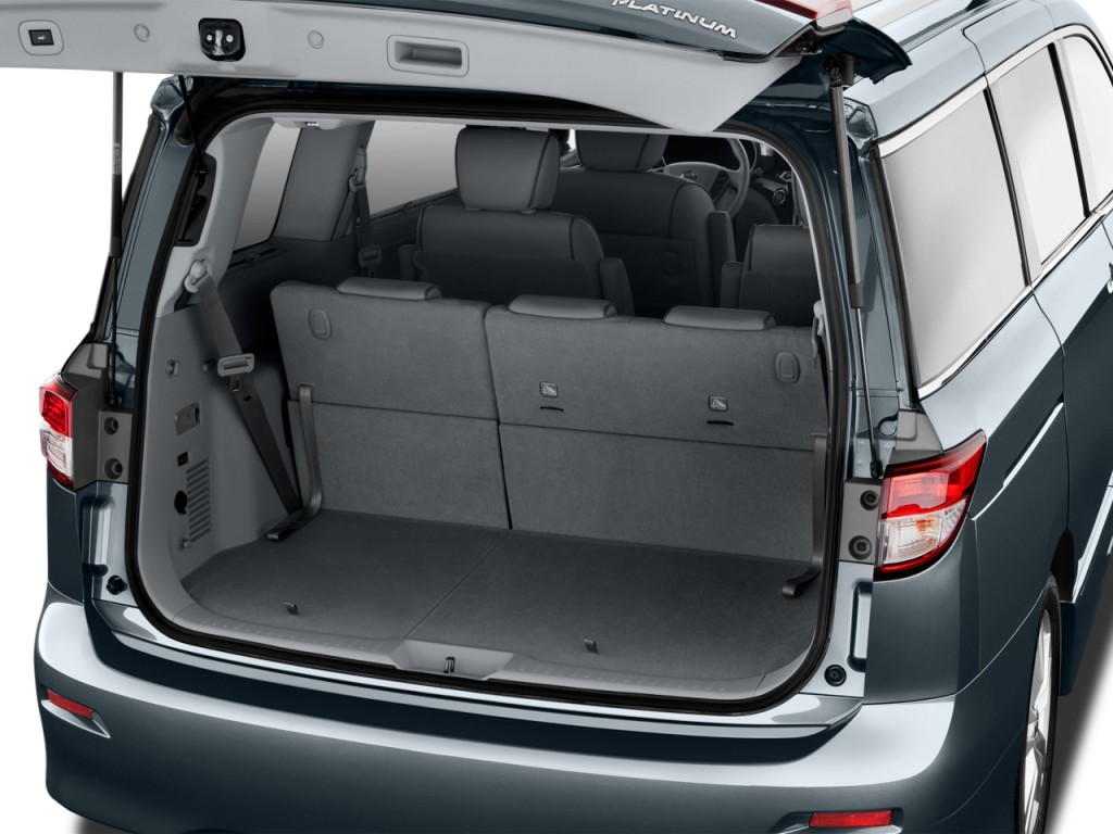 image 2017 nissan quest platinum cvt trunk size 1024 x. Black Bedroom Furniture Sets. Home Design Ideas