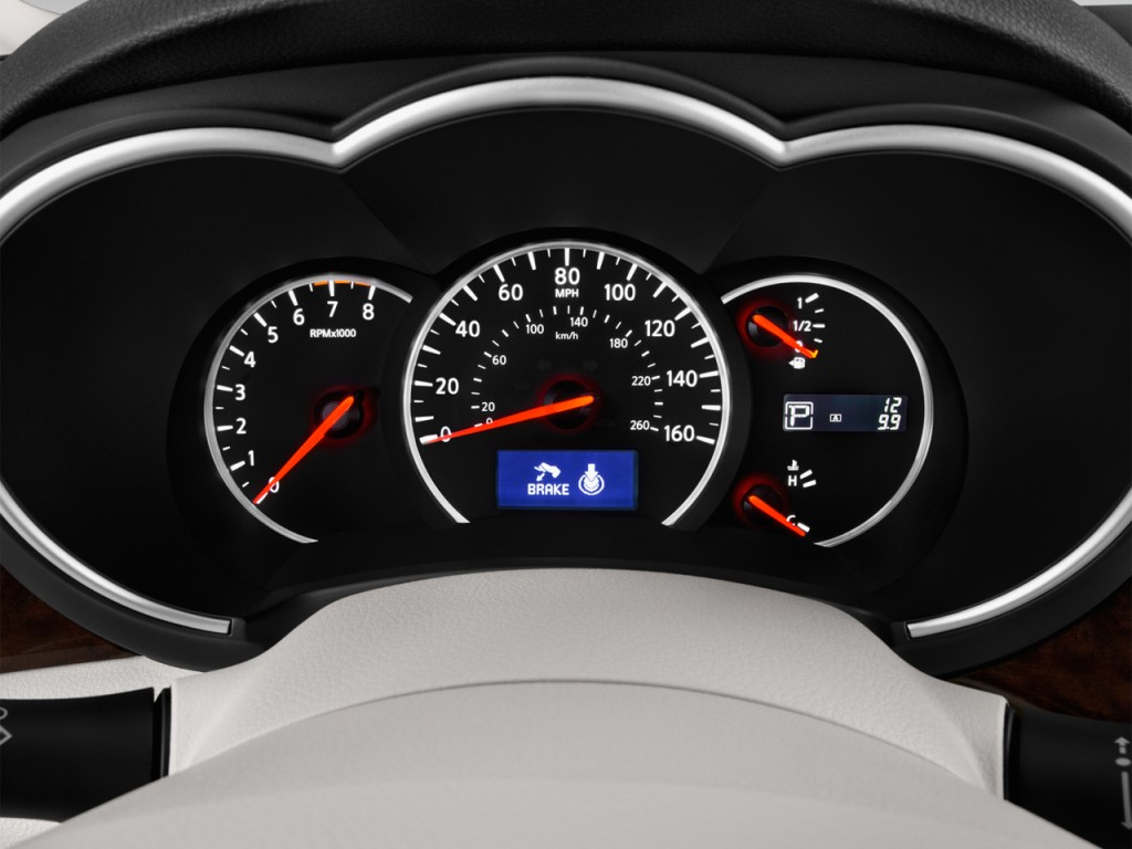image 2017 nissan quest sv cvt instrument cluster size. Black Bedroom Furniture Sets. Home Design Ideas