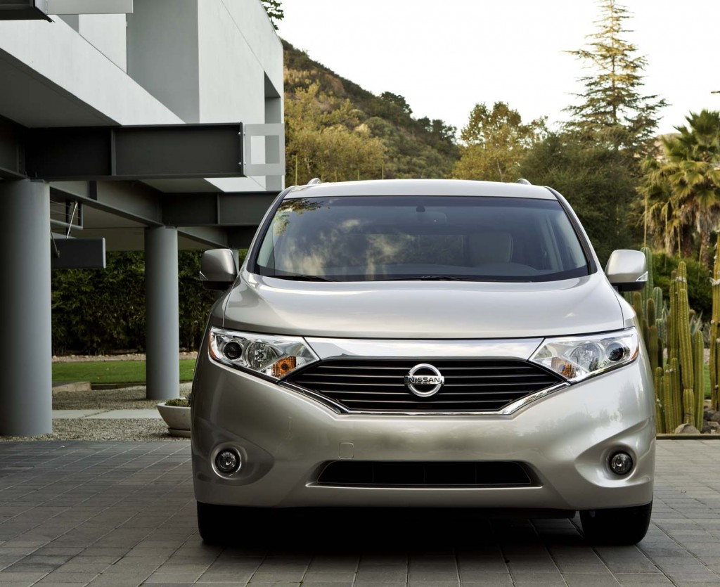 nissan quest bows out of minivan market. Black Bedroom Furniture Sets. Home Design Ideas