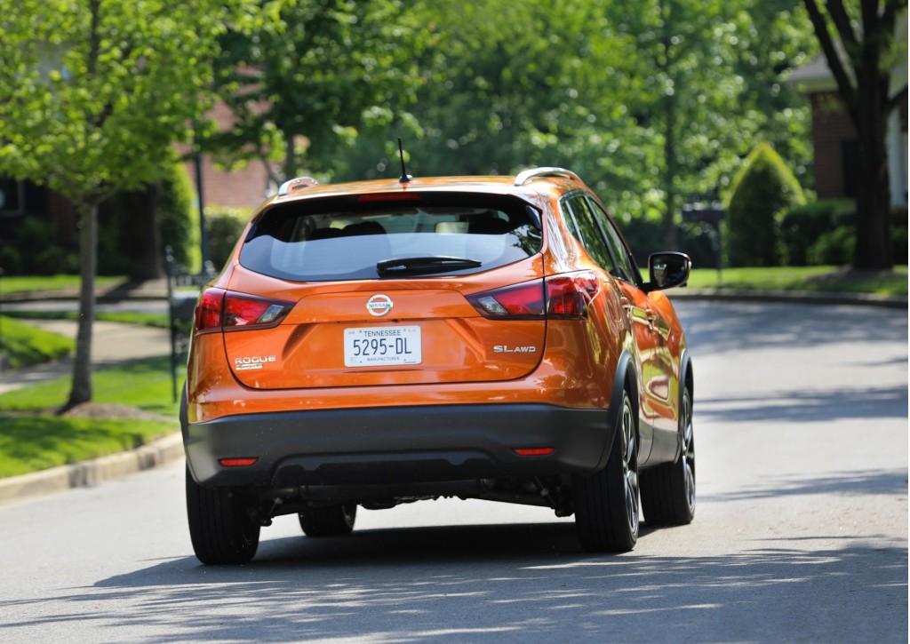 San Jose Car Dealerships >> 2017 Nissan Rogue Sport and Mazda MX-5 Miata RF driven ...