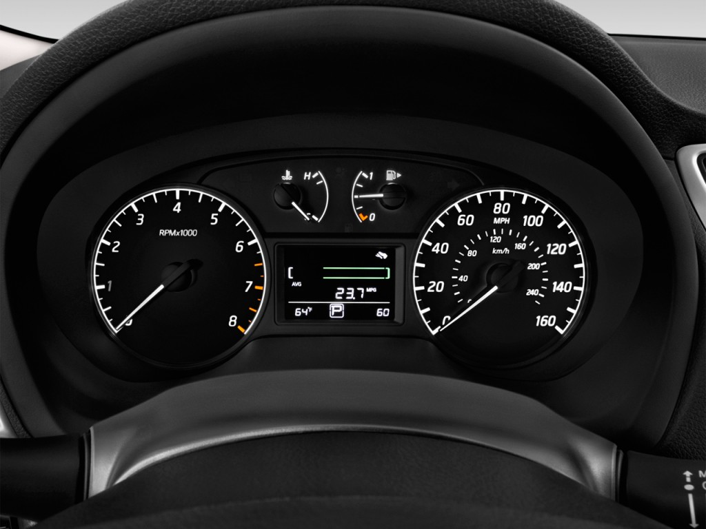 image 2017 nissan sentra s cvt instrument cluster size. Black Bedroom Furniture Sets. Home Design Ideas