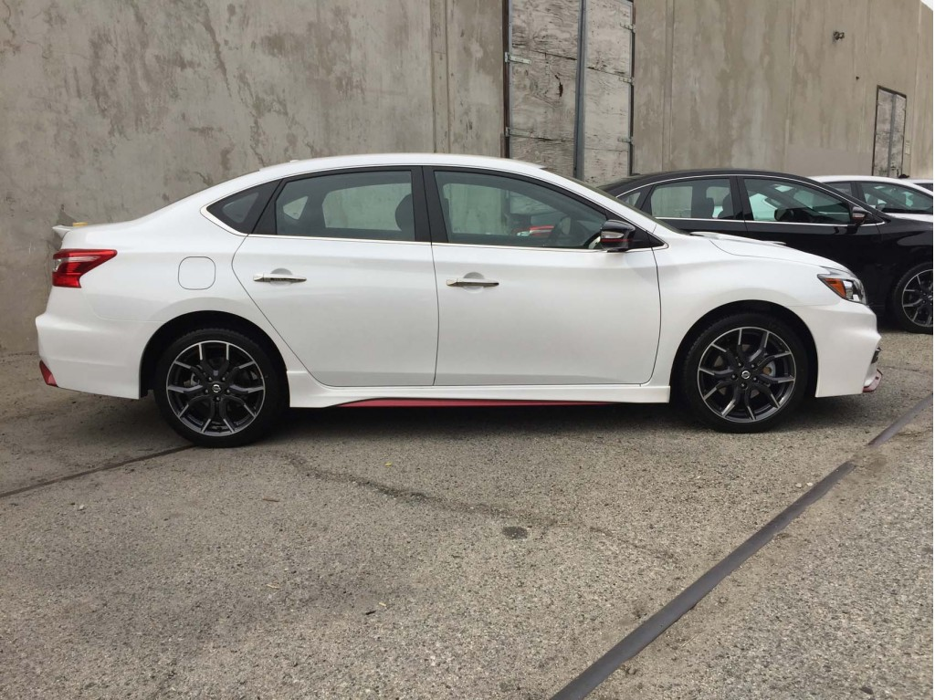 Image 2017 Nissan Sentra Nismo Size 1024 X 767 Type