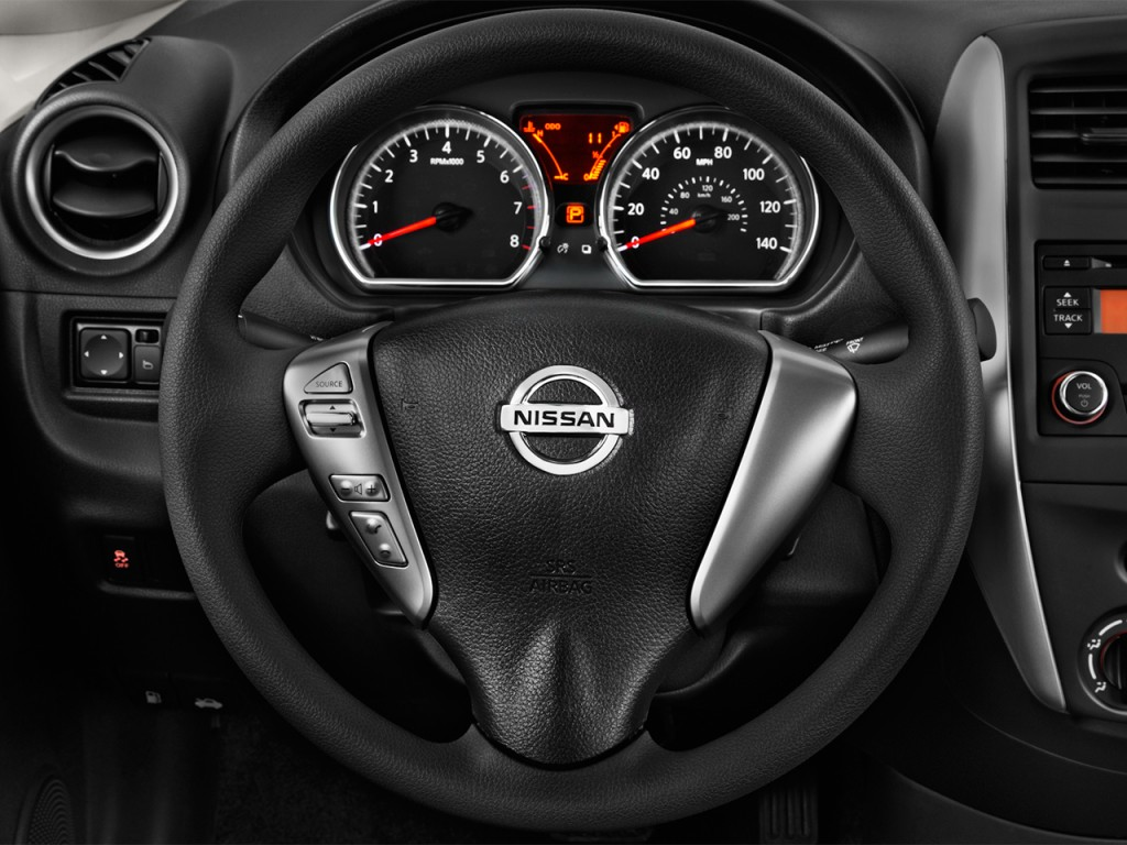 image 2017 nissan versa note s plus cvt steering wheel size 1024 x 768 type gif posted on. Black Bedroom Furniture Sets. Home Design Ideas